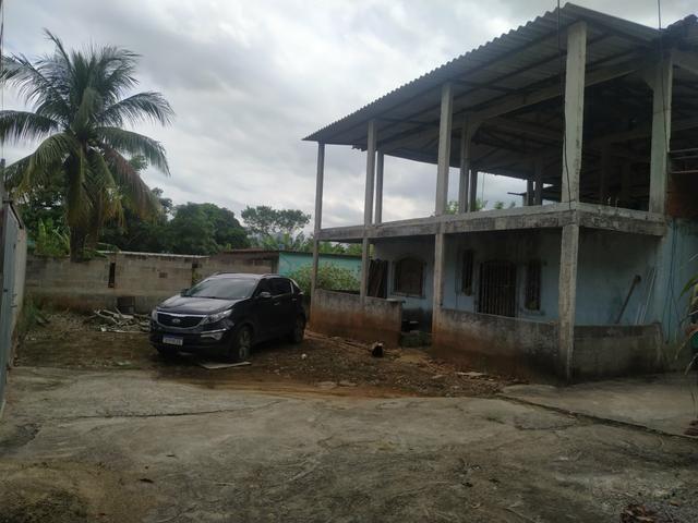 Terreno 500m² com casa / novo brasil - Foto 4