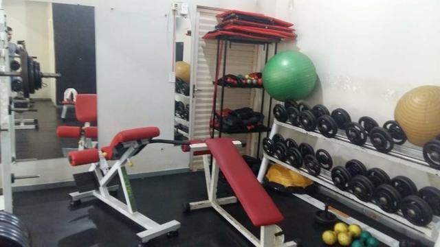 Vendo todos aparelhos de musculação - Foto 2