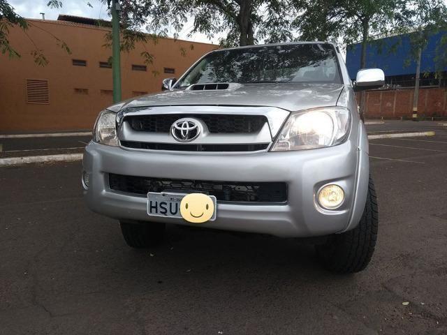 Hilux SRV 4x4 Diesel - Foto 2