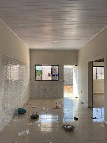 Casa com 2 dormitórios à venda por R$ 145.000 - Orleans Ji-Paraná II - Ji-Paraná/RO - Foto 4
