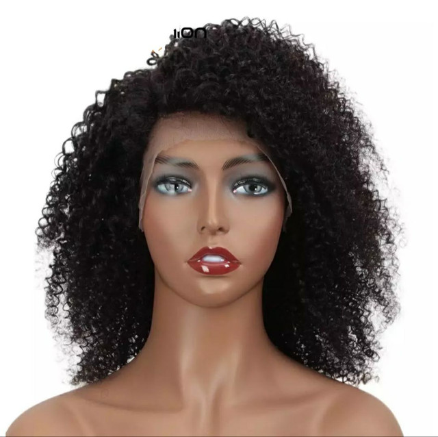 Lace Front Wig CABELO HUMANO NOVA