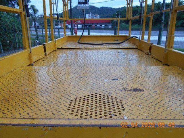 Plataforma Tesoura Diesel 2012 HA15SX Haulotte - AFI 3000452 - #7078 - Foto 5