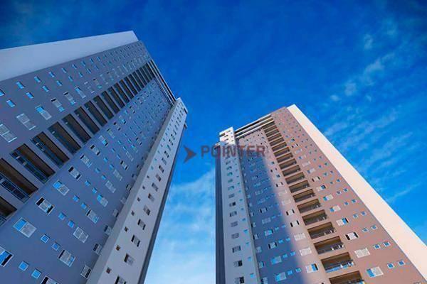 Apartamento com 3 quartos à venda, 72 m² por R$ 322.338 - Vila Rosa - Foto 9
