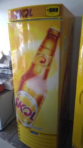 Cervejeira metalfrio 8 cx