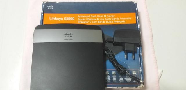 Vendo Roteador Wifi Cisco Linksys E2500 N300
