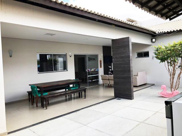 Casa em condomínio fechado, em terreno 15X20, com: 3 quartos, sendo duas suítes - Foto 4