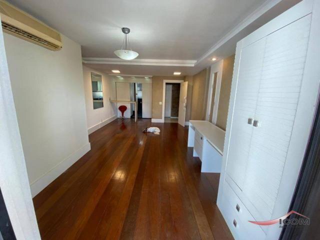 Apartamento com 3 dormitórios para alugar, 116 m² por R$ 2.900,00/mês - Botafogo - Rio de  - Foto 14