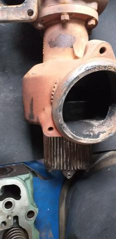 Freio motor completo volvo edc - Foto 4