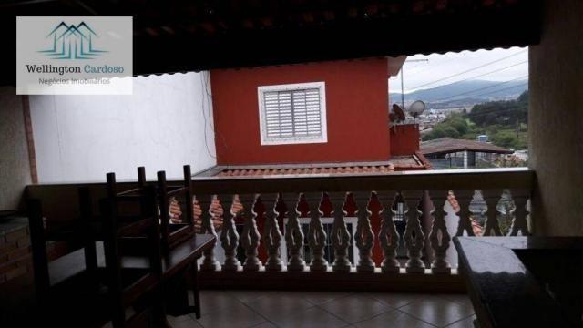 Sobrado com 2 dormitórios à venda, 220 m² por R$ 350.000 - Jardim São Manoel - Guarulhos/S - Foto 8
