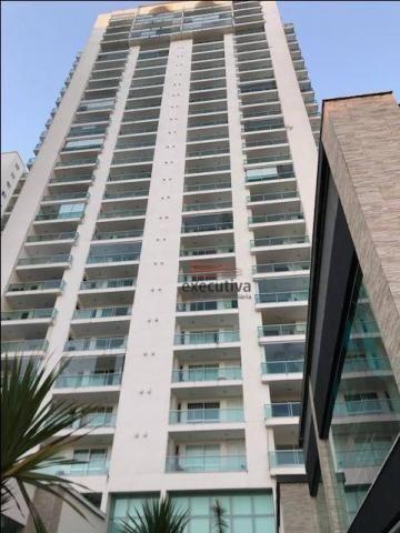 Apartamento com 1 dormitório para alugar, 57 m² por R$ 1.850,00/mês - Jardim das Colinas - - Foto 2