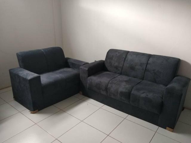 Jogo de sofa 2 e 3 lugares - Foto 4