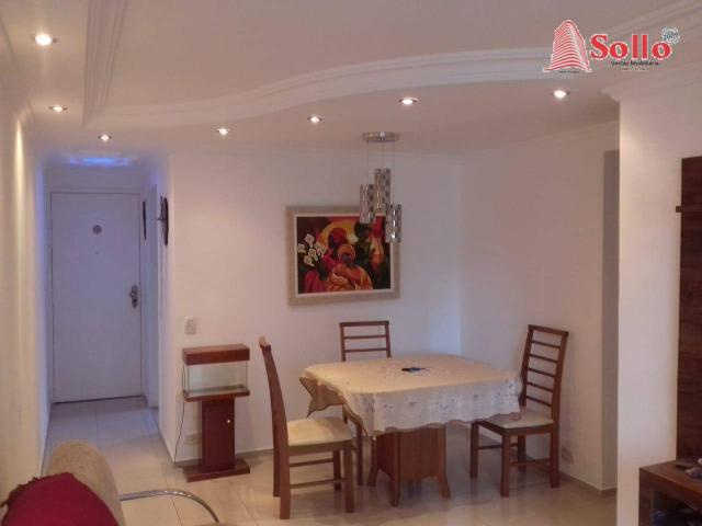 Apartamento com 3 dormitórios à venda, 79 m² - Vila Rosália - Guarulhos/SP - Foto 3