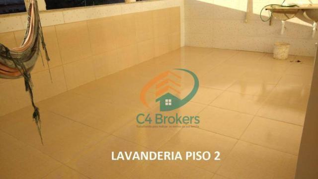 Sobrado com 3 dormitórios à venda, 120 m² por R$ 220.000,00 - Jardim Oliveira II - Guarulh - Foto 10