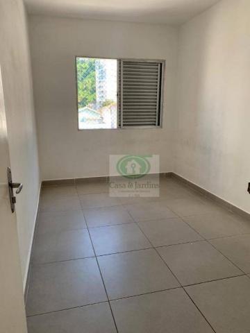 Ótimo apartamento de frente 03 dormitórios. GARAGEM FECHADA - Santos - Foto 4