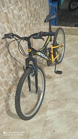 Bicicleta aro 26 sem uso - Foto 2