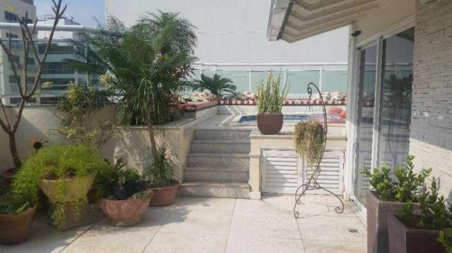 Cobertura Horizontal para Venda em Niterói, Icaraí, 4 dormitórios, 2 suítes, 2 banheiros,  - Foto 5