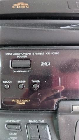 Minisystem Sharp CD-C570 - Foto 6