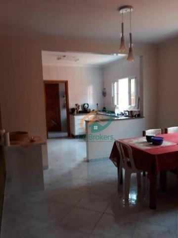 Sobrado com 3 dormitórios à venda, 165 m² por R$ 800.000,00 - Vila São Ricardo - Guarulhos - Foto 8
