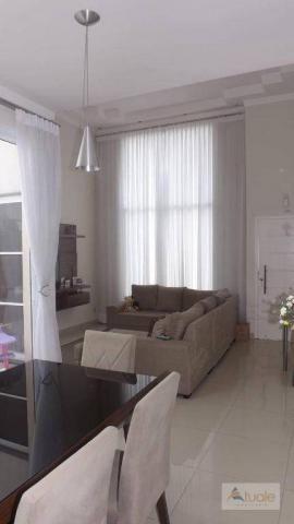 Casa com 3 dormitórios para alugar, 195 m² por R$ 2.605,00/mês - Residencial Real Parque S - Foto 11
