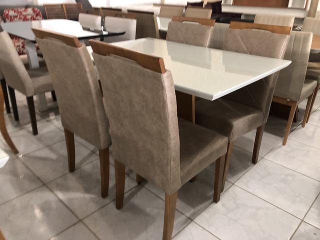 Mesa CACTOS quatro mesa nova completa - Foto 4