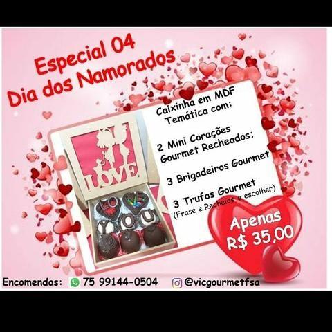 Kit's Especiais Dia dos Namorados - Foto 4