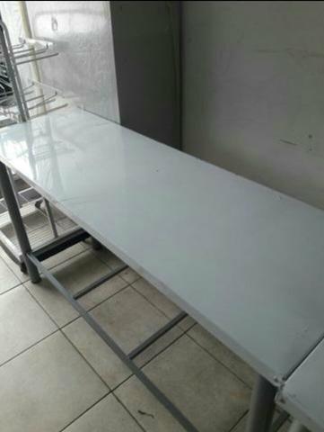 Mesa de Inox Vários Modelos (Preço nas Imagens) - Foto 4