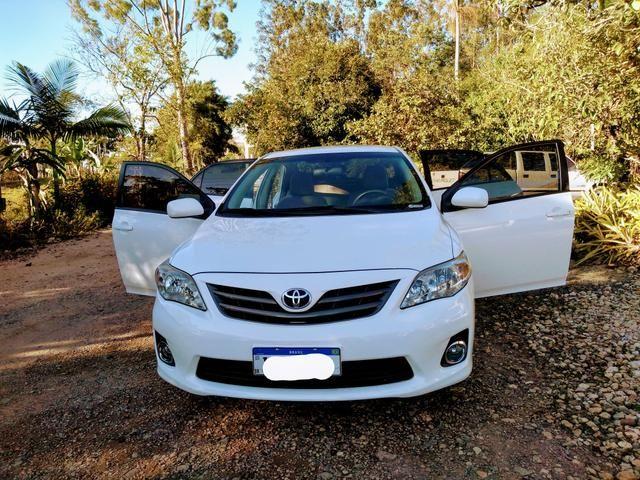 Toyota Corolla automático 2014 por apenas - Foto 5