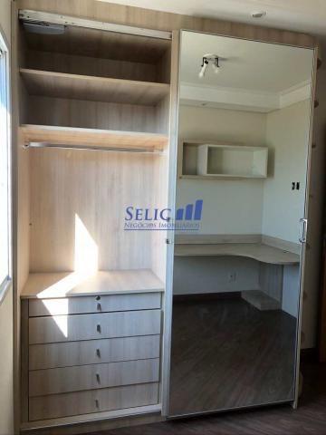 Apartamento para alugar com 3 dormitórios em Jardim bonfiglioli, Jundiaí cod:168 - Foto 11
