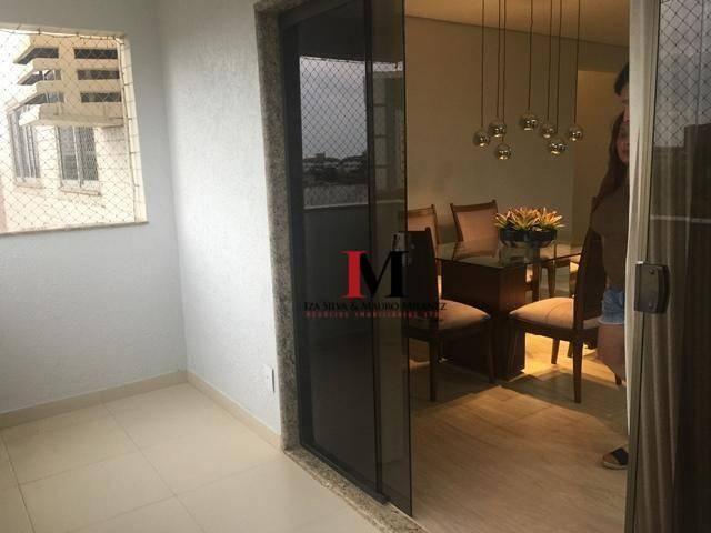 Alugamos apartamento mobiliado com 3 quartos proximo ao MP - Foto 10
