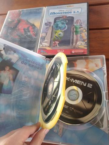 DVDs originais infantis e de ação - Foto 4