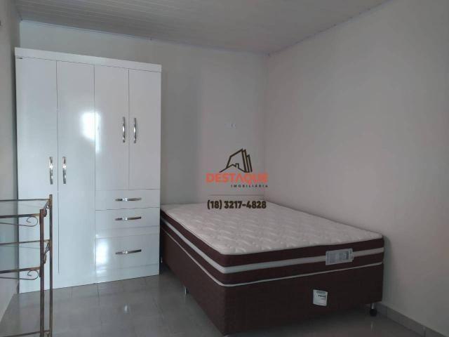 Edicula mobiliada para alugar, 45 m² por R$ 800,00/mês - Cidade Univrsitaria- Presidente P - Foto 6