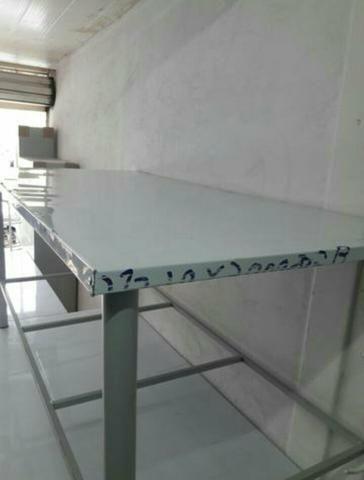 Mesa de Inox Vários Modelos (Preço nas Imagens) - Foto 5