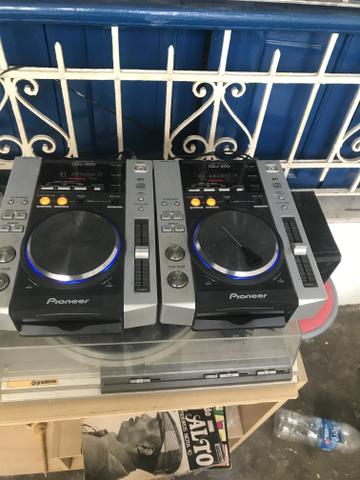 Cdj 200 o par + mixer separado em outra venda - Foto 2