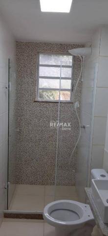 Apartamento com 2 dormitórios à venda, 48 m² por R$ 169.000,00 - Pimenteiras - Teresópolis - Foto 8
