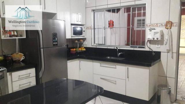 Sobrado com 2 dormitórios à venda, 220 m² por R$ 350.000 - Jardim São Manoel - Guarulhos/S - Foto 6