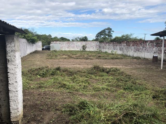 Vendo terreno com galpão - Foto 2