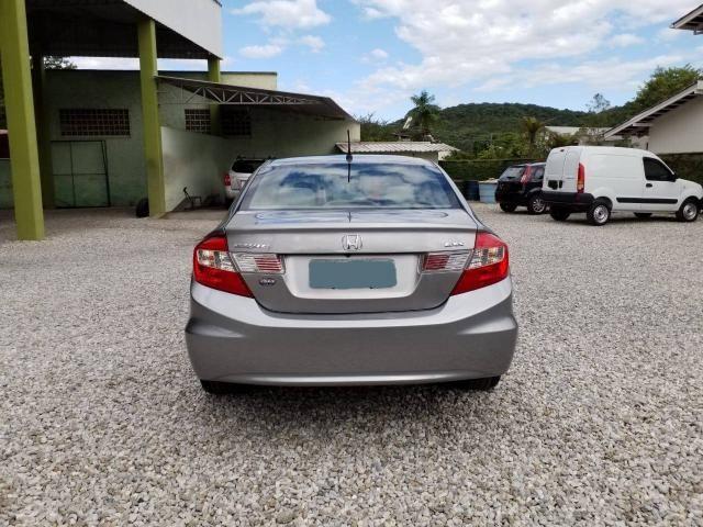 HONDA CIVIC 2012/2012 1.8 LXS 16V FLEX 4P MANUAL - Foto 6