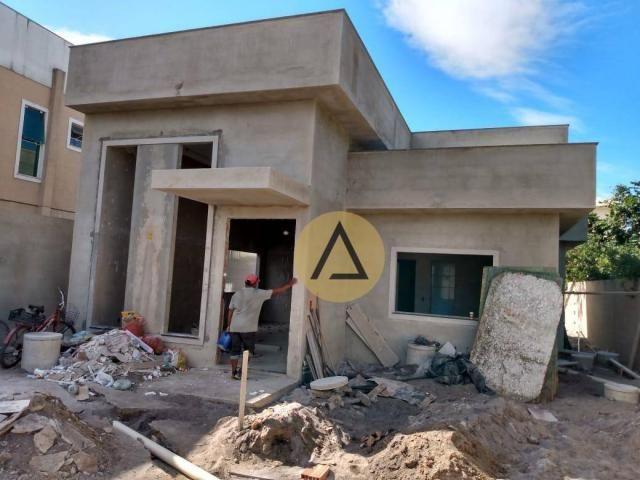 Casa com 3 dormitórios à venda, 110 m² por R$ 500.000 - Bela Vista - Rio das Ostras/RJ - Foto 8