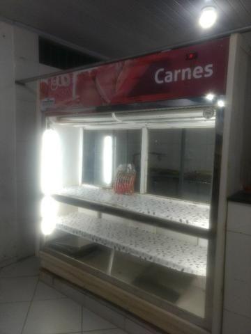 Balcão de Carnes / Açougue ( faço troca ) - Foto 3