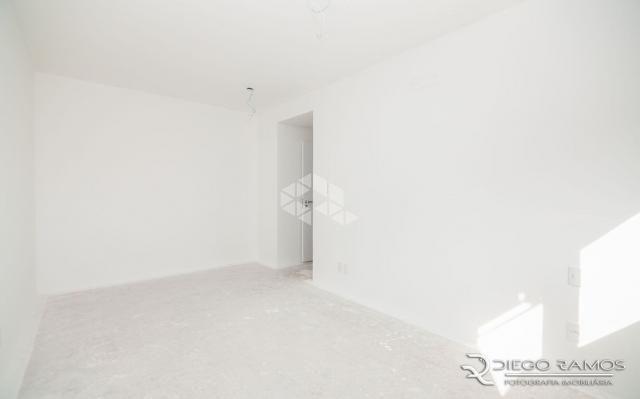 Apartamento à venda com 3 dormitórios em Jardim do salso, Porto alegre cod:9921253 - Foto 3