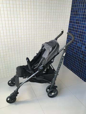 Carrinho de bebê chicco Liteway - Foto 2