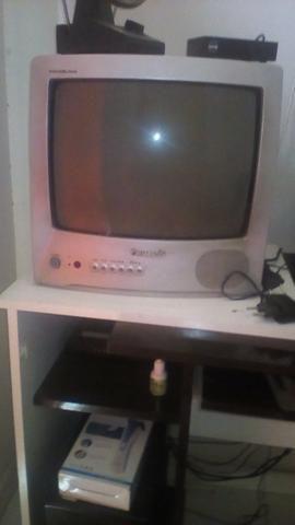 Tv Panasonic 14 de tubo 300,00 - Foto 3