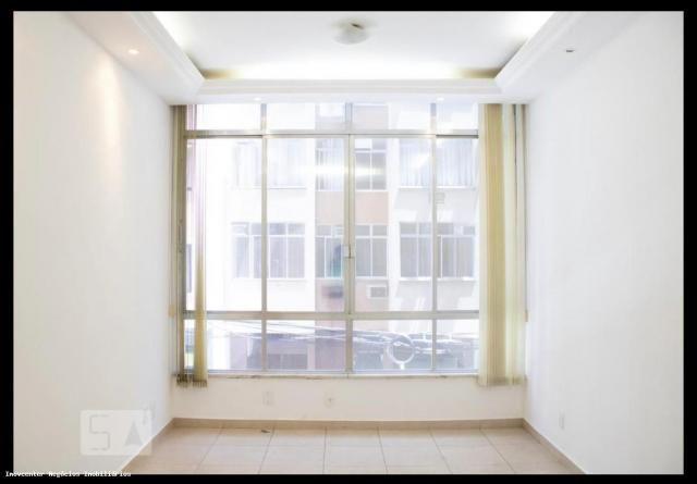 Apartamento para Venda em Rio de Janeiro, Flamengo, 3 dormitórios, 2 banheiros