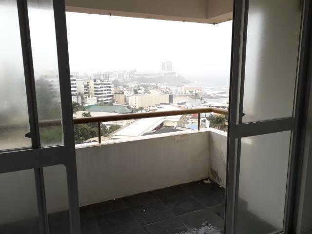Apartamento de 2/4 com varanda com Vista Mar No Rio Vermelho - Foto 15