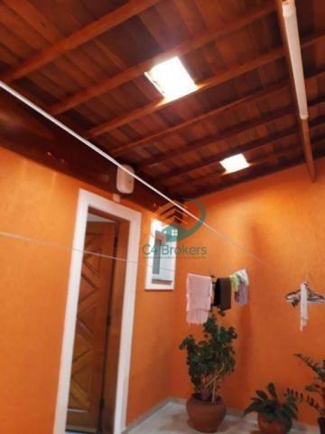 Sobrado com 3 dormitórios à venda, 165 m² por R$ 800.000,00 - Vila São Ricardo - Guarulhos - Foto 19