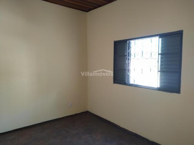 Casa para alugar com 2 dormitórios em Vila industrial, Campinas cod:CA007994 - Foto 13