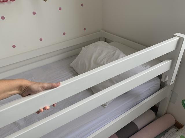 Bicama solteiro (sem colchões) - Foto 4