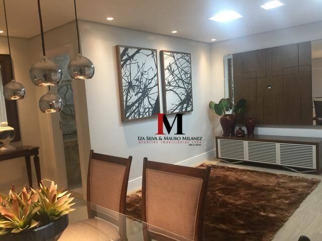 Alugamos apartamento mobiliado com 3 quartos proximo ao MP - Foto 3