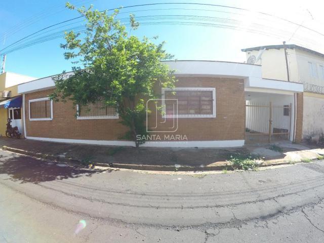 Casa à venda com 3 dormitórios em Vl monte alegre, Ribeirao preto cod:47799