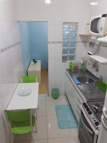 Alugo apartamento um quarto mobilia completa - Foto 7